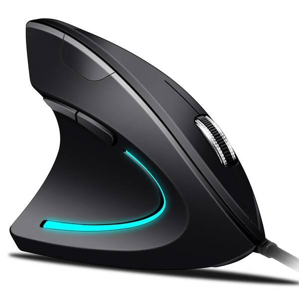 auto-adh/ésif, amovible Bleu Hama Tapis de souris pour souris laser